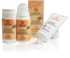 LA'BONIC Natural Sun Block photo